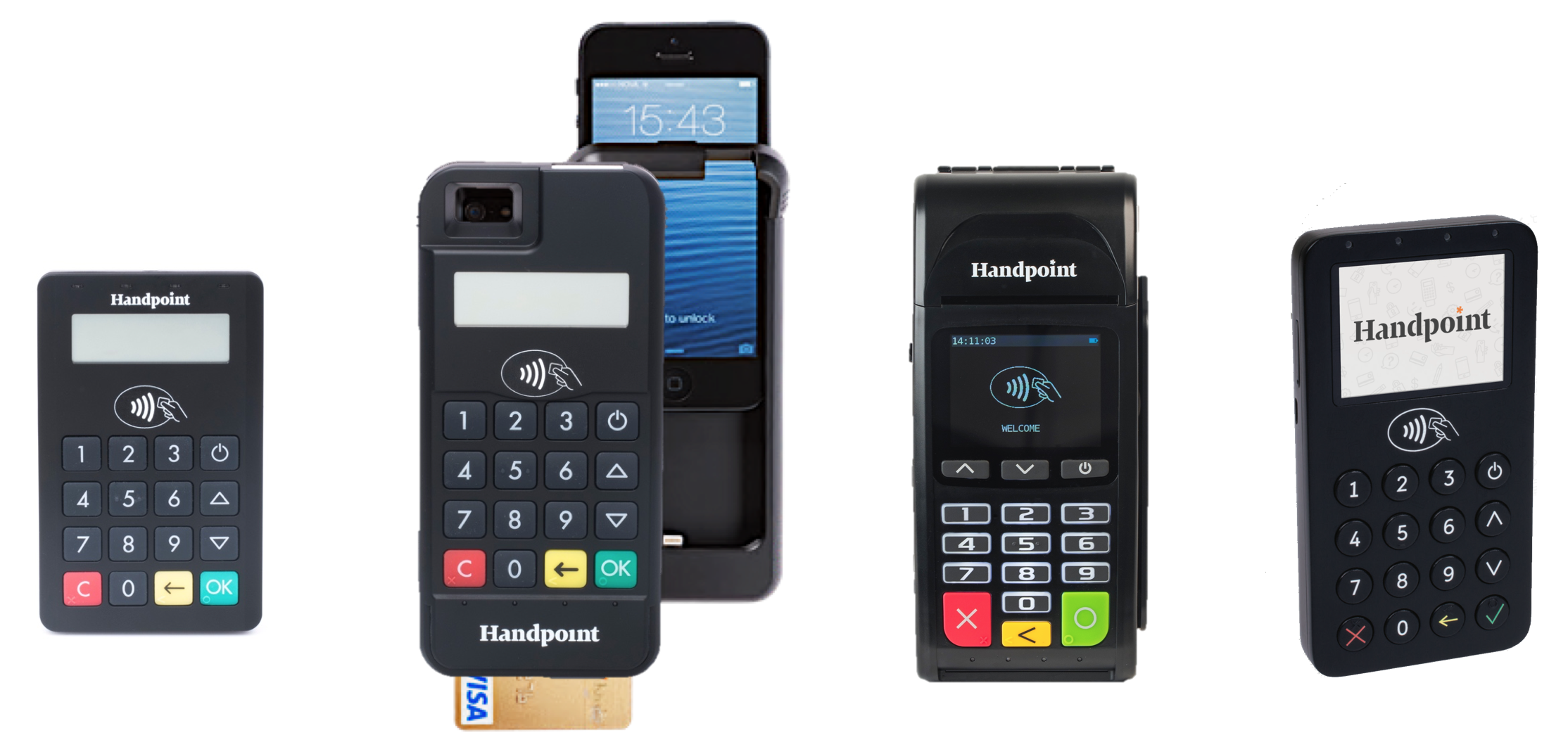 Handpoint Mobile Terminals