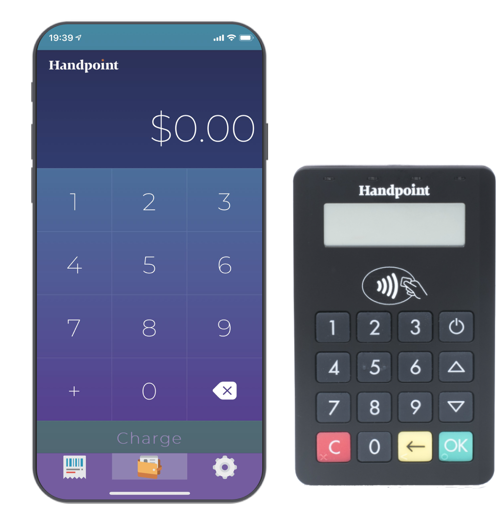 Brandable mPOS app and terminal