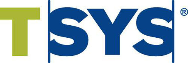 TSYS payment services logo